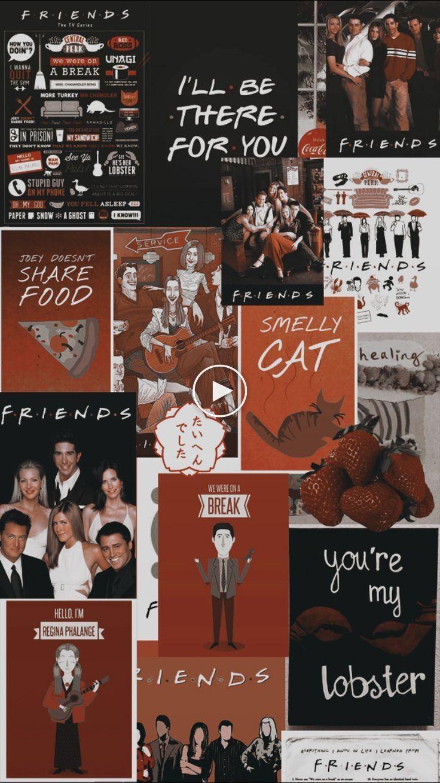 Friends Lockscreen Source 90locks On Tumblr Wallpapers Phonewallpapers Iphonewallpapers Lockscreen Friends Tv Friends Wallpaper Friends Poster