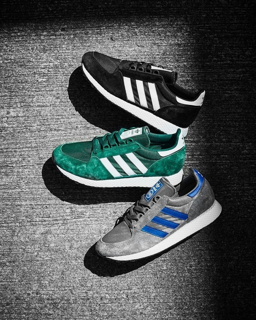 f53400a44d2 adidas Originals Forest Grove | Sneakin' in 2019 | Adidas, Adidas ...