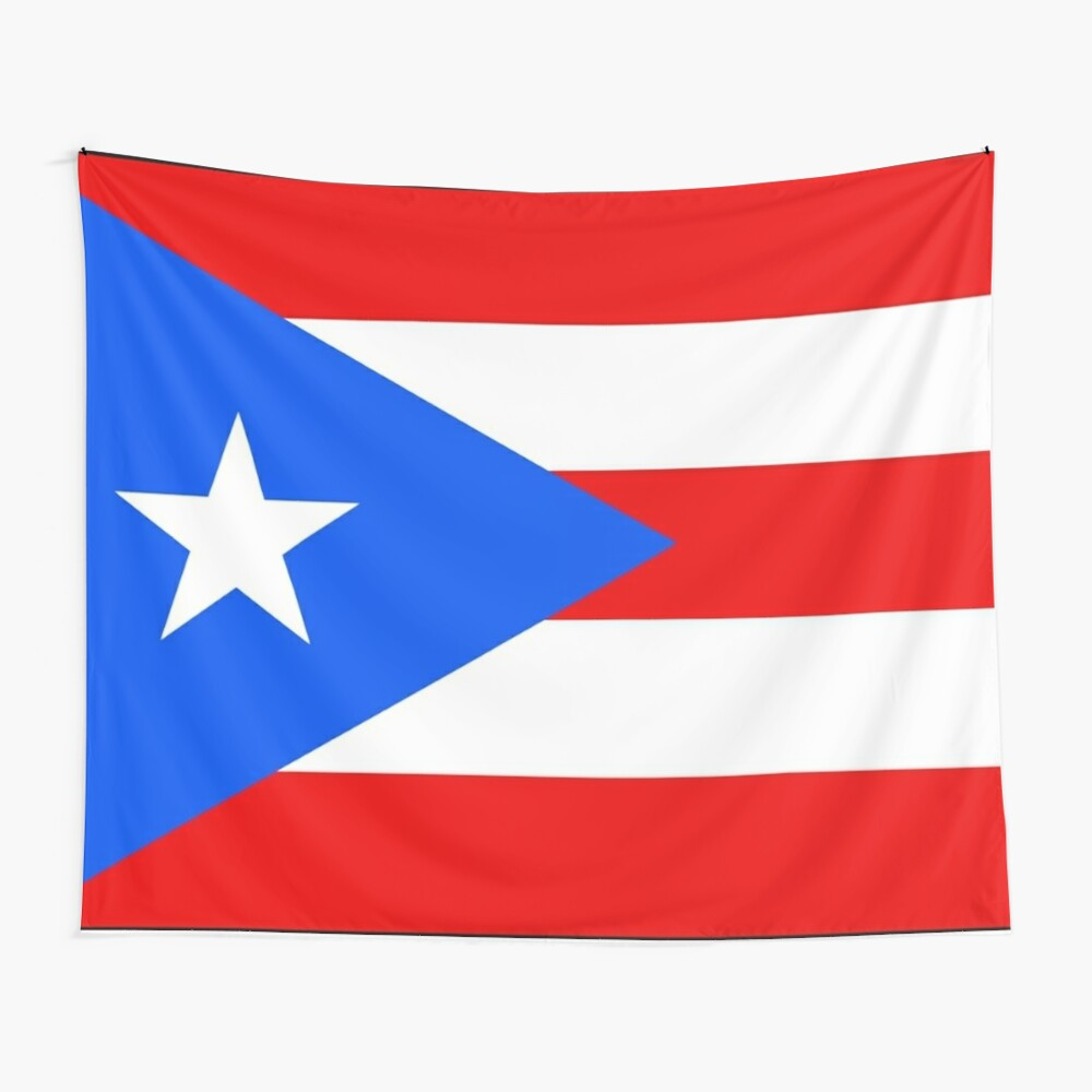 Elmarssa Shop Redbubble Flag Prints Puerto Ricans Puerto Rico Flag