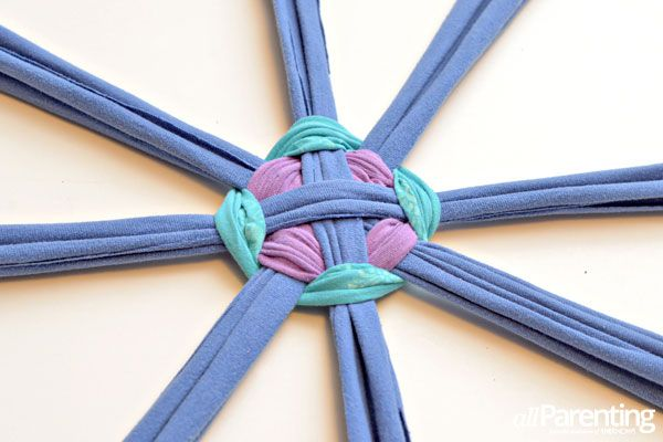 I Am Thinking Of Helping My Students To Create This Hula Hoop Rug! It Looks