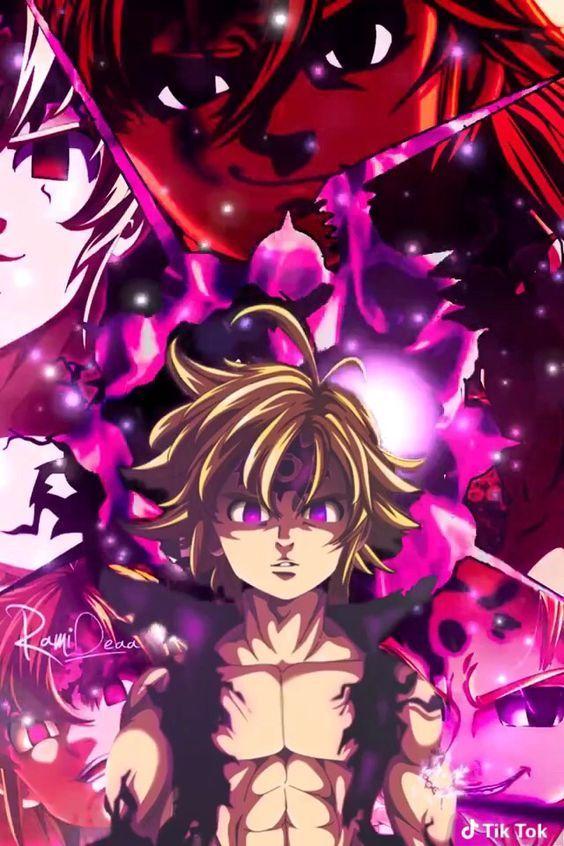 Photo of nanatsu no taizai | the 7 deadly sins | nanatsu no taizai anime | the 7 pe …