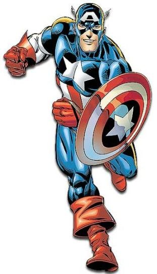 Captain america by ron garney
