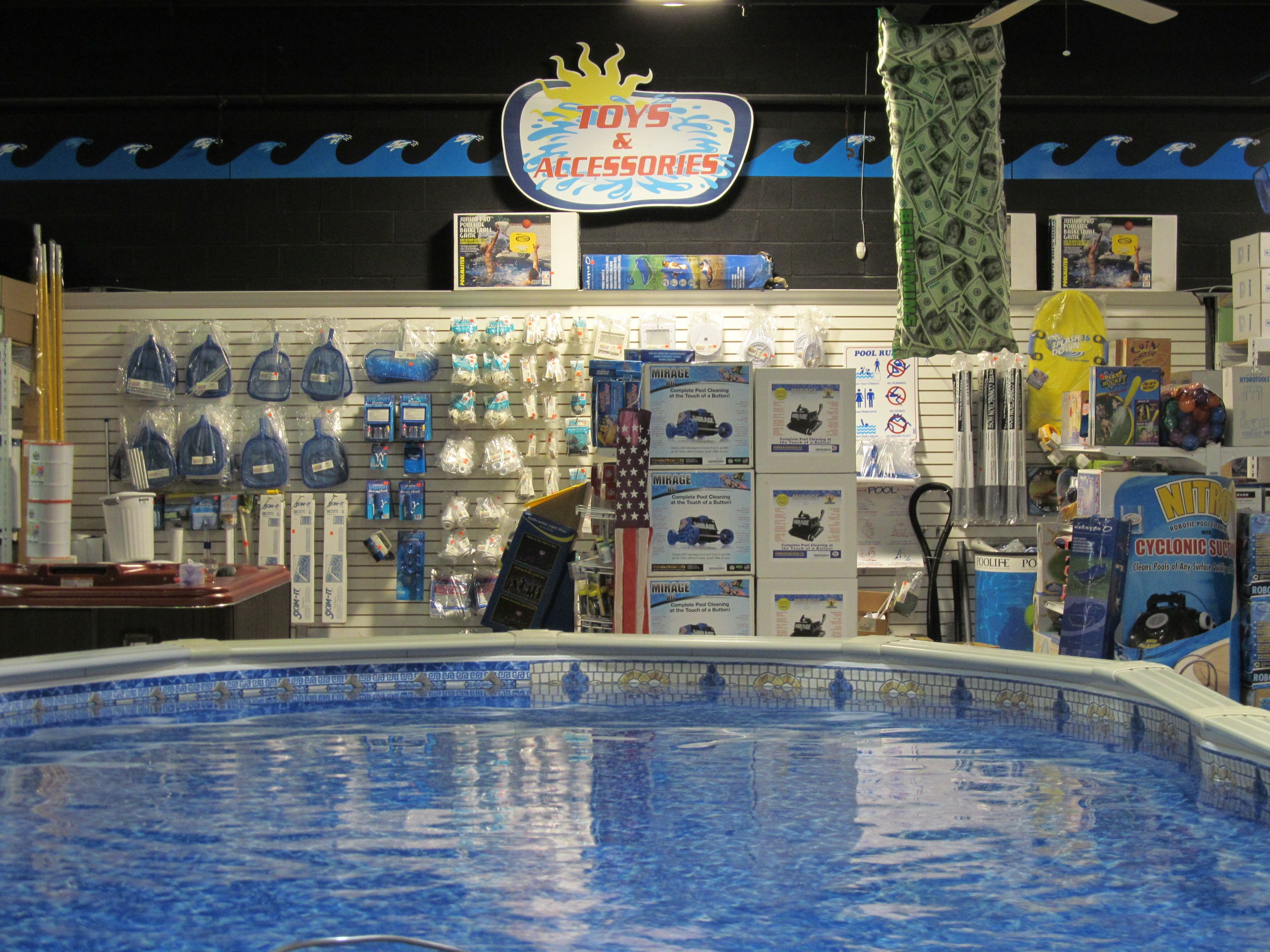 Backyard Masters Showroom in Farmingdale, Long Island, NY ...