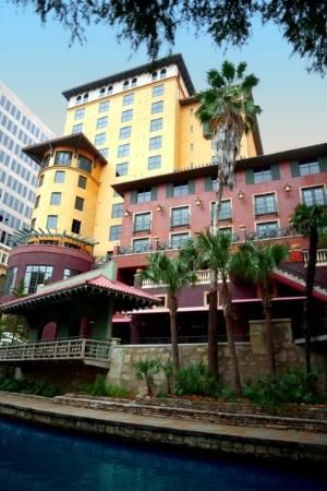 Hotel Valencia Riverwalk Hopefully Our Accomodations With