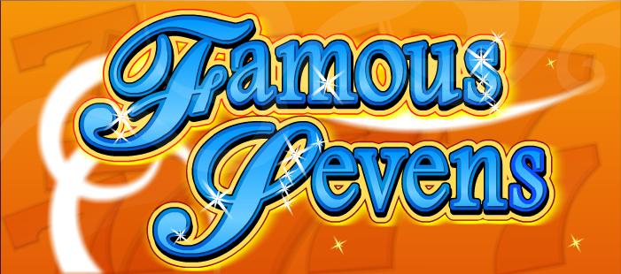 Permainan Slot Game Famous Sevens dari Isoftbet Main game