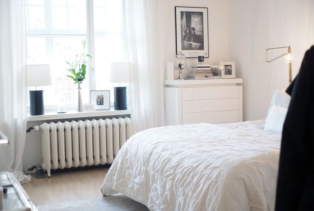 Char and the city - Bedroom - bed and headboard: Trademax - bedside lamps: House…