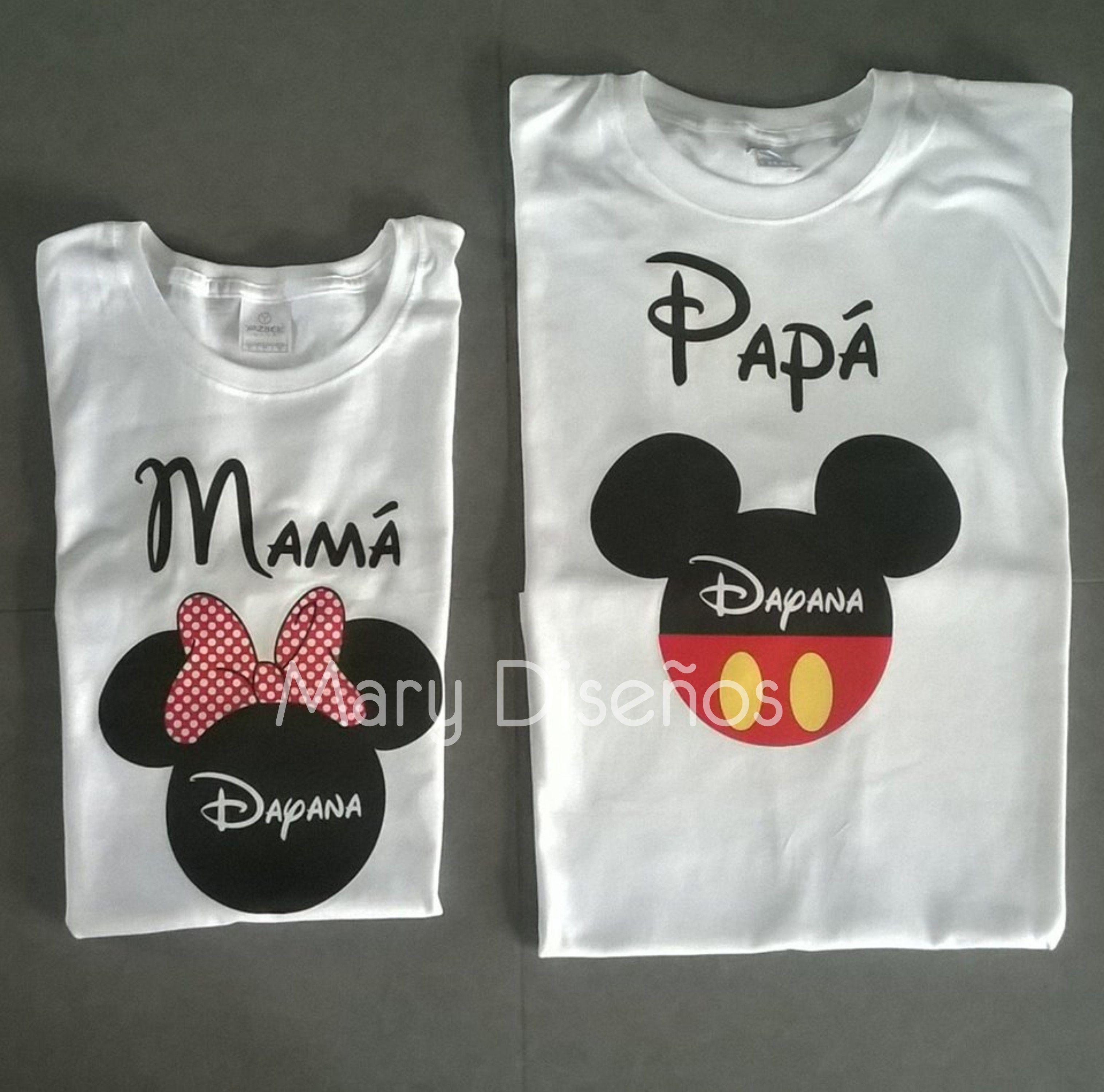 minie   Mickey Disneyland Shirts d6e876d6e4e08
