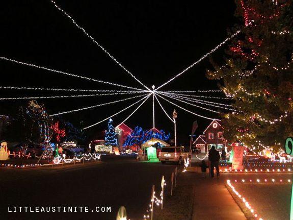 Christmas Lights In Cedar Park Holiday Lights Christmas Lights Cedar Park