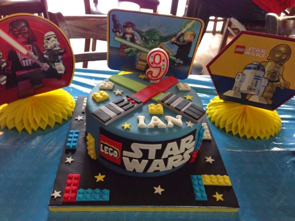Lego Movie Cake Singapore 3 Tier Star Wars Cakes Vader