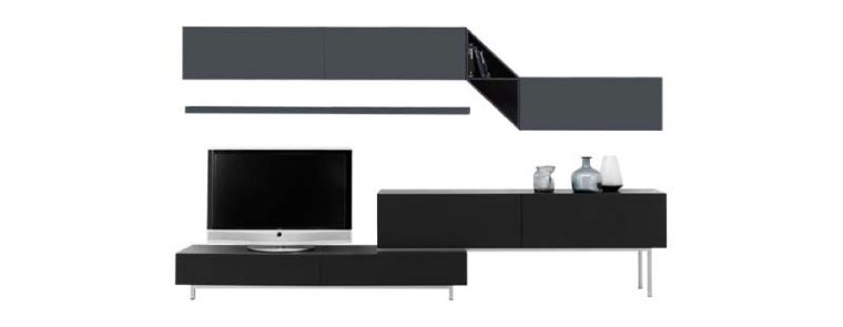 Muebles de pared Volani - Calidad de BoConcept Elegant Pinterest - muebles de pared