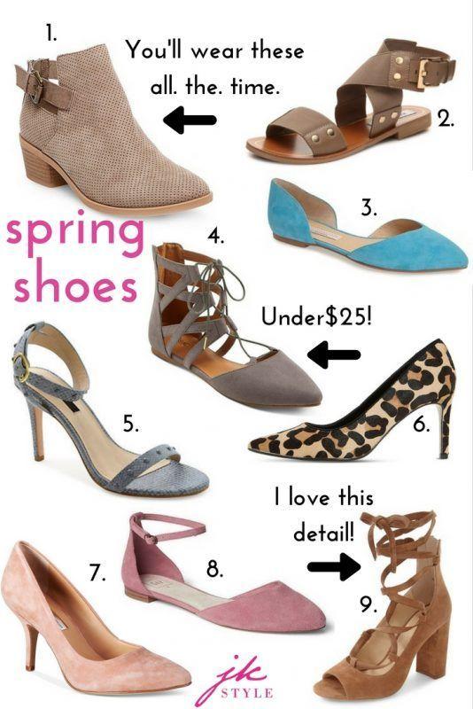 78ef18ca80c Spring Shoes Under  75
