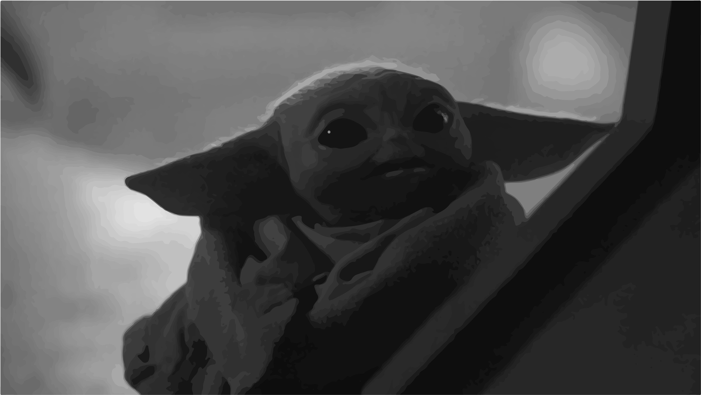 Baby Yoda 4k Wallpaper Yoda Wallpaper Star Wars Characters Yoda Yoda Poster