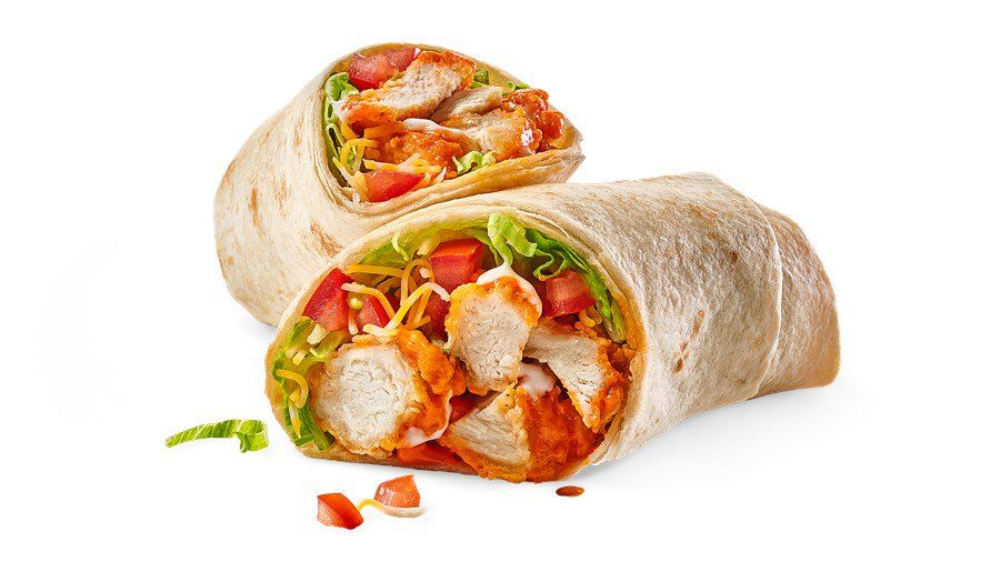 Buffalo Ranch Chicken Wrap | Buffalo Wild Wings