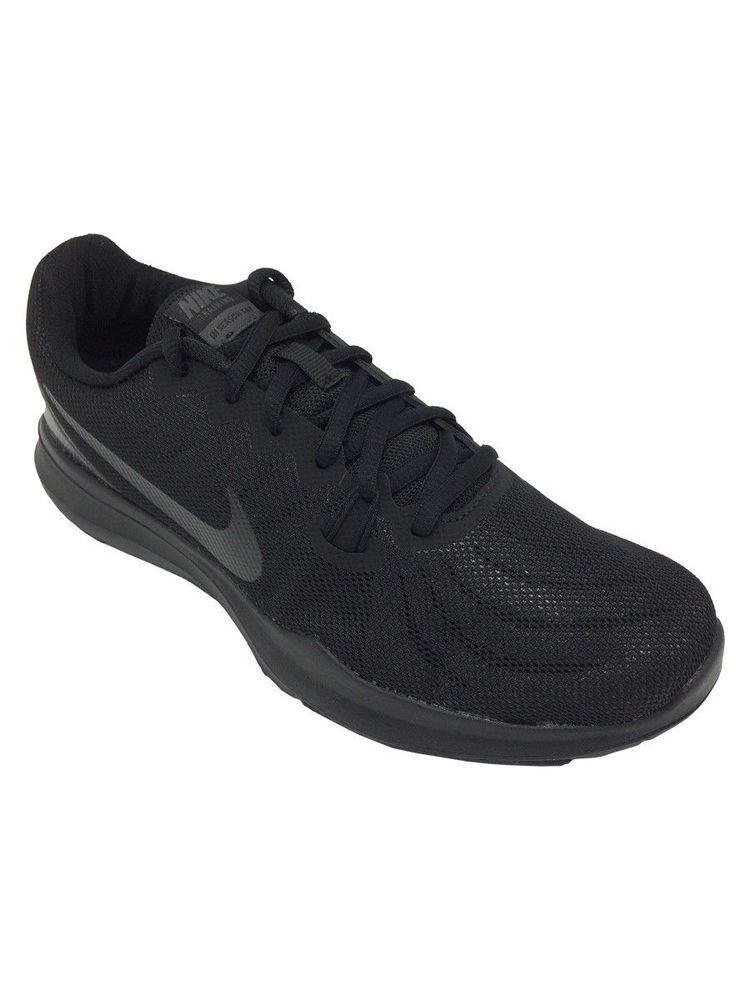 56fb5ec15efbf NIB Nike Womens In-Season 7 TR Training Shoes 909009 002 Size 11 Black  Nike   inseason7  trainingshoes
