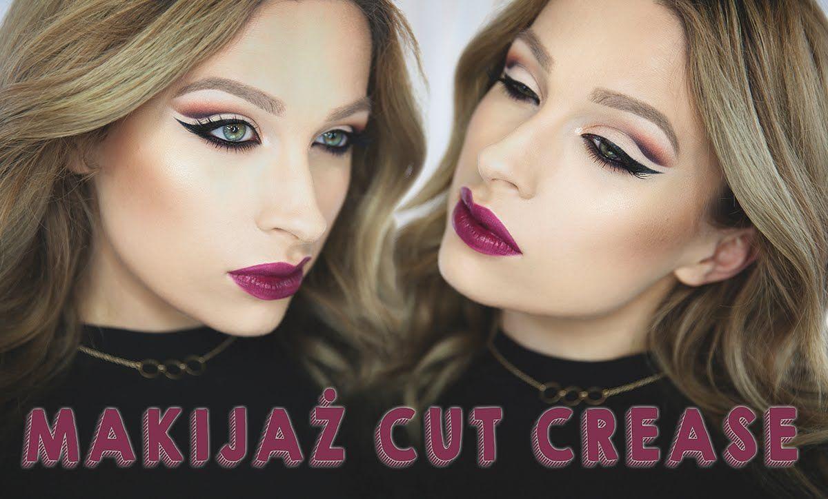 "• Makijaż ""Cut Crease"" + nowości Zoeva    KATOSU •"