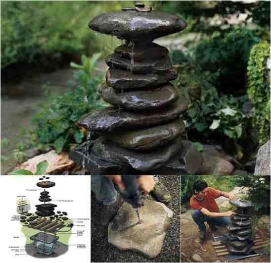 Beautiful Diy Zen Water Fountain Don T Miss Out Follow Fun Ideas For Tons More Amazing Diys