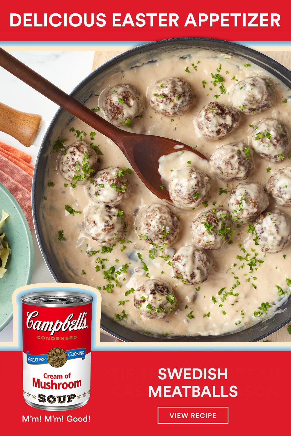 Delicious Easter Appetizer Swedish Meatballs In 2020 Recipes Food Cooking Recipes