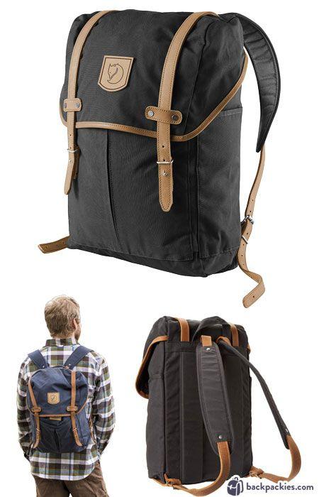 4524b921d6c3 Fjallraven Rucksack - backpacks similar to Herschel - Full list at  backpackies.com