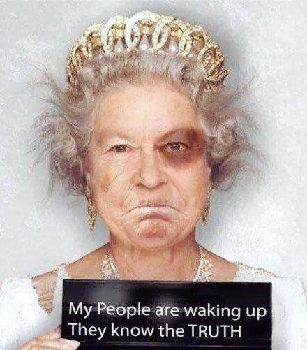 #QueenLizzy hashtag on Twitter