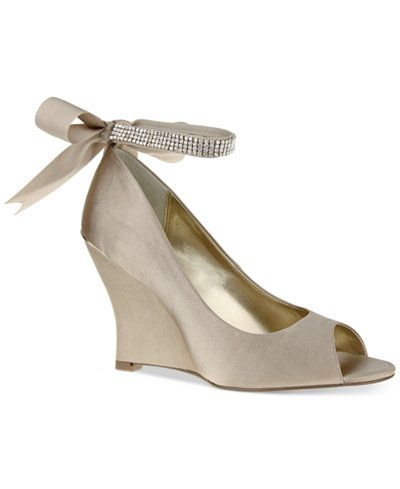 Find This Pin And More On Wedding Nina Shoes Wedges
