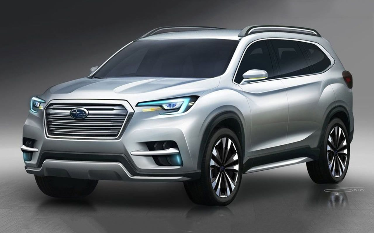 2019 subaru ascent price, specs and release date - the new 2019