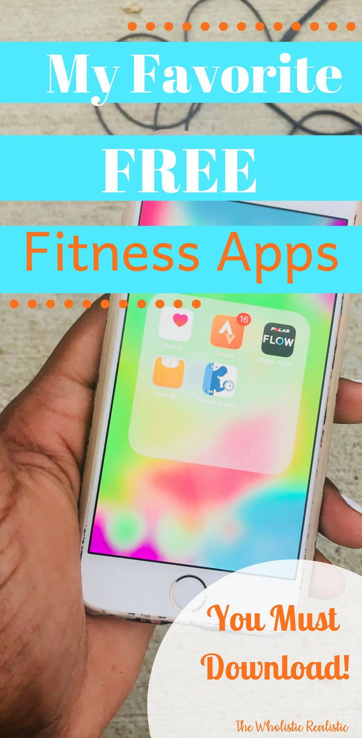 My Favorite Fitness Apps You Must Download Workout apps