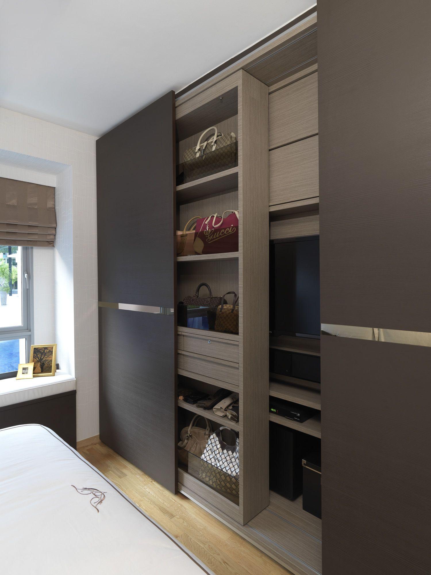 Display Sliding Cabinet   armarios   Pinterest   Placares, Armario y ...