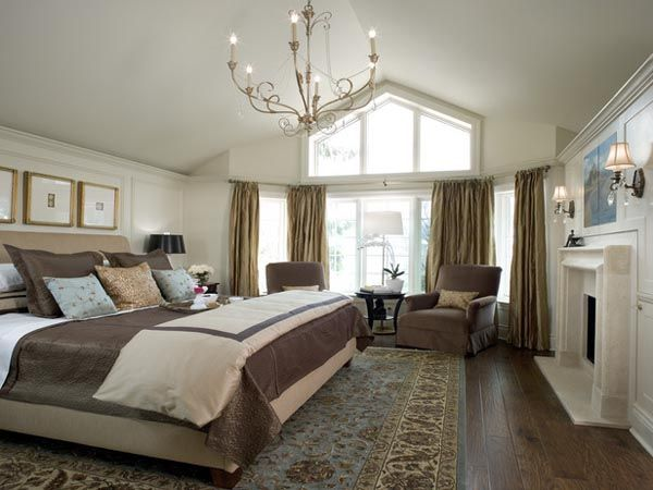 bedroom decorating ideas traditional - Traditional Bedroom Designs