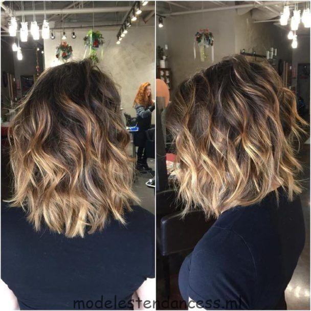 16 Balayage Haarfarbe Ideen Mit Blond Braun Und Caramel