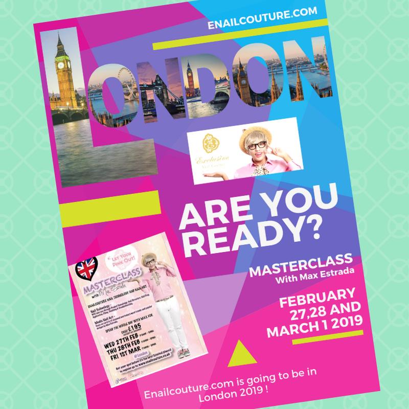 Thailand are you ready ?! Enailcouture Thailand tour