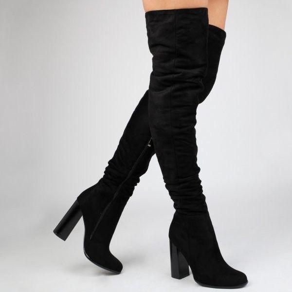 scrunch boots