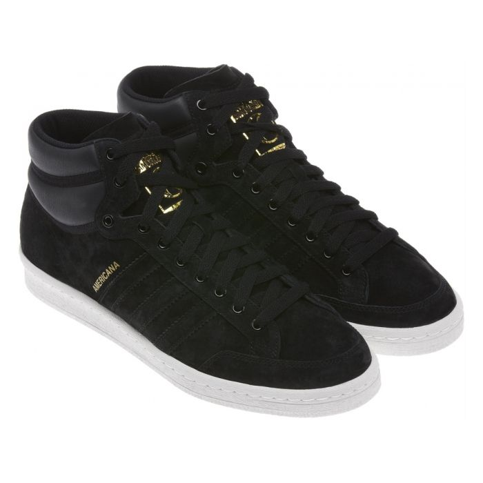 cda97909ddc30 Running Shoes · Basketball Sneakers · Trainers · Мъжки кецове Adidas  Americana Hi 88 black http   www.shopsector.com