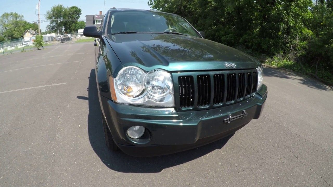 4K Review 2006 Jeep Grand Cherokee Laredo Virtual Test Drive And Walk Ar.