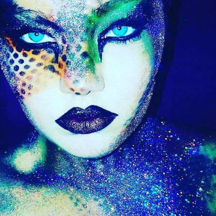 Heavenly Havanna is a big fan of our Stargazer Glitter and her Instagram has some amazing pics of what she has achieved with some glitter shakers and a lot of talent!