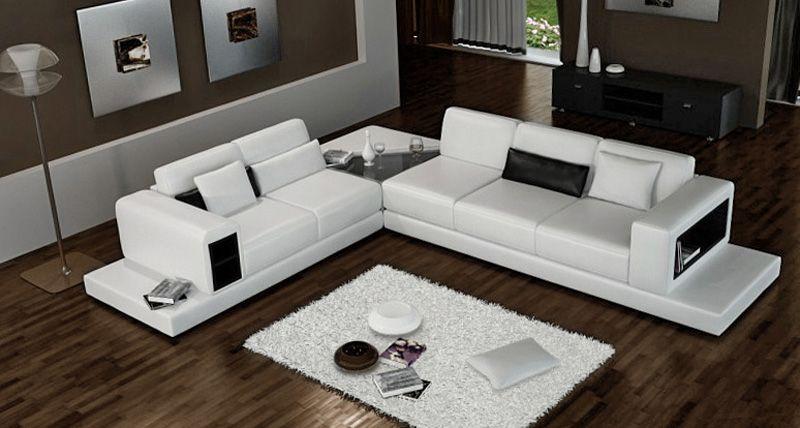 Hot Item Model Leather Corner Sofa Al226 Leather Corner Sofa