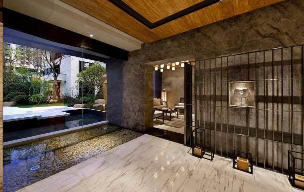 16 Awe Inspiring Interior Designs From Around The World Slideshow Building Interior Design Competition International Interior Design Interior Inspiration
