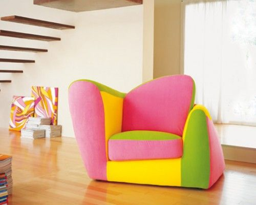 a little wild and crazy chair   For the Home   Pinterest   DIY ...