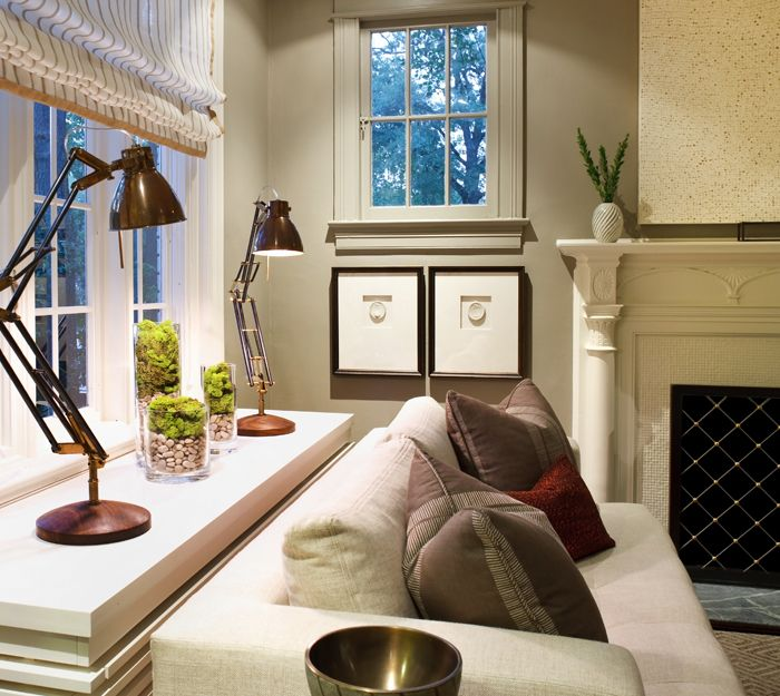 Paint Ideas For Living Room Ireland: Living Room In A Renovated Cleveland Park Home, Joseph
