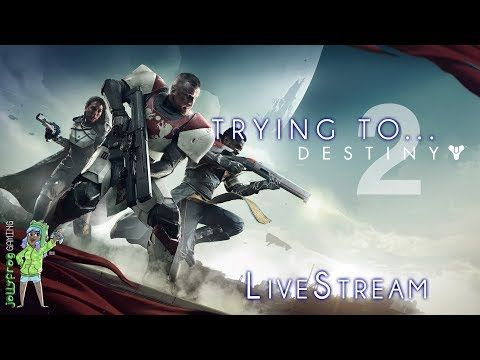 Liked On Youtube Pre Rapture Stream Destiny 2 Livestream Jolly The Noob Warlock Destiny2 I M Trying My Hand At Destiny Destiny Game Activision Destiny