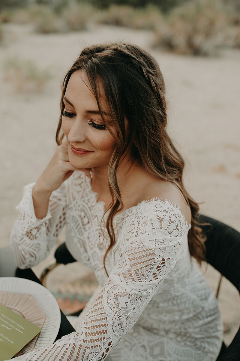 cultivate workshop palm springs | veil of grace | bride