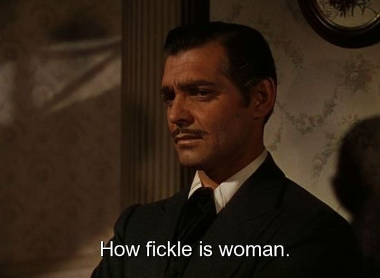Gone the Wind with Inspirational Quotes | movie, gone with the wind, quotes, sayings, famous, woman | Favimages ...