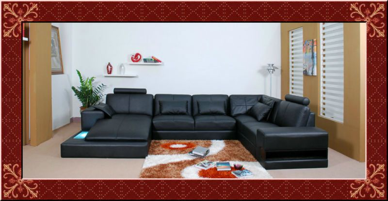 schöne lange couch sofa setzt design wohnzimmer sofas 0413 - wohnzimmer couch leder
