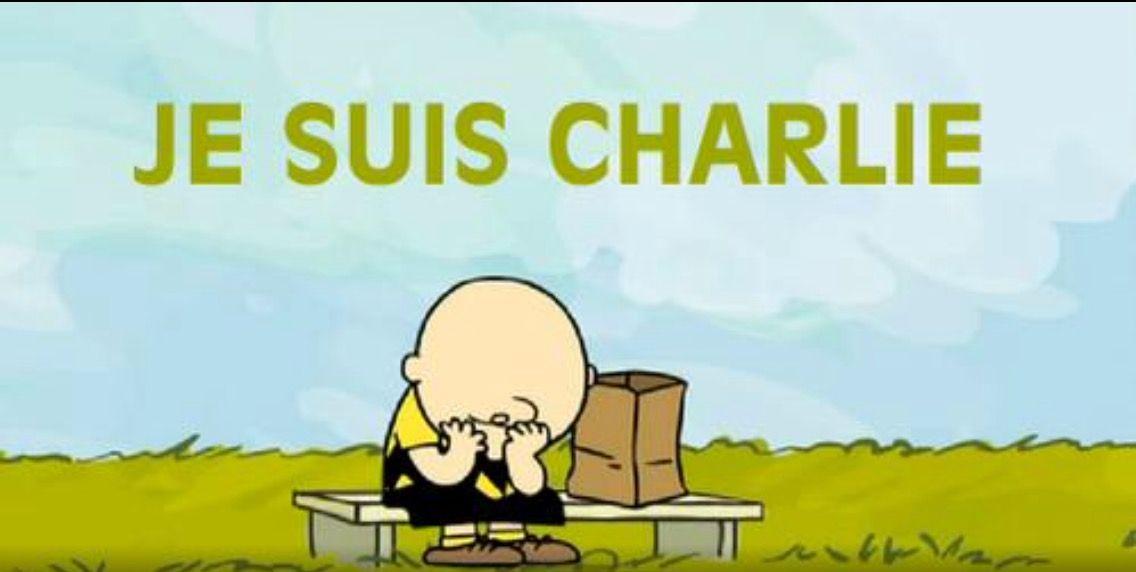 #JesuisCharlie :'(