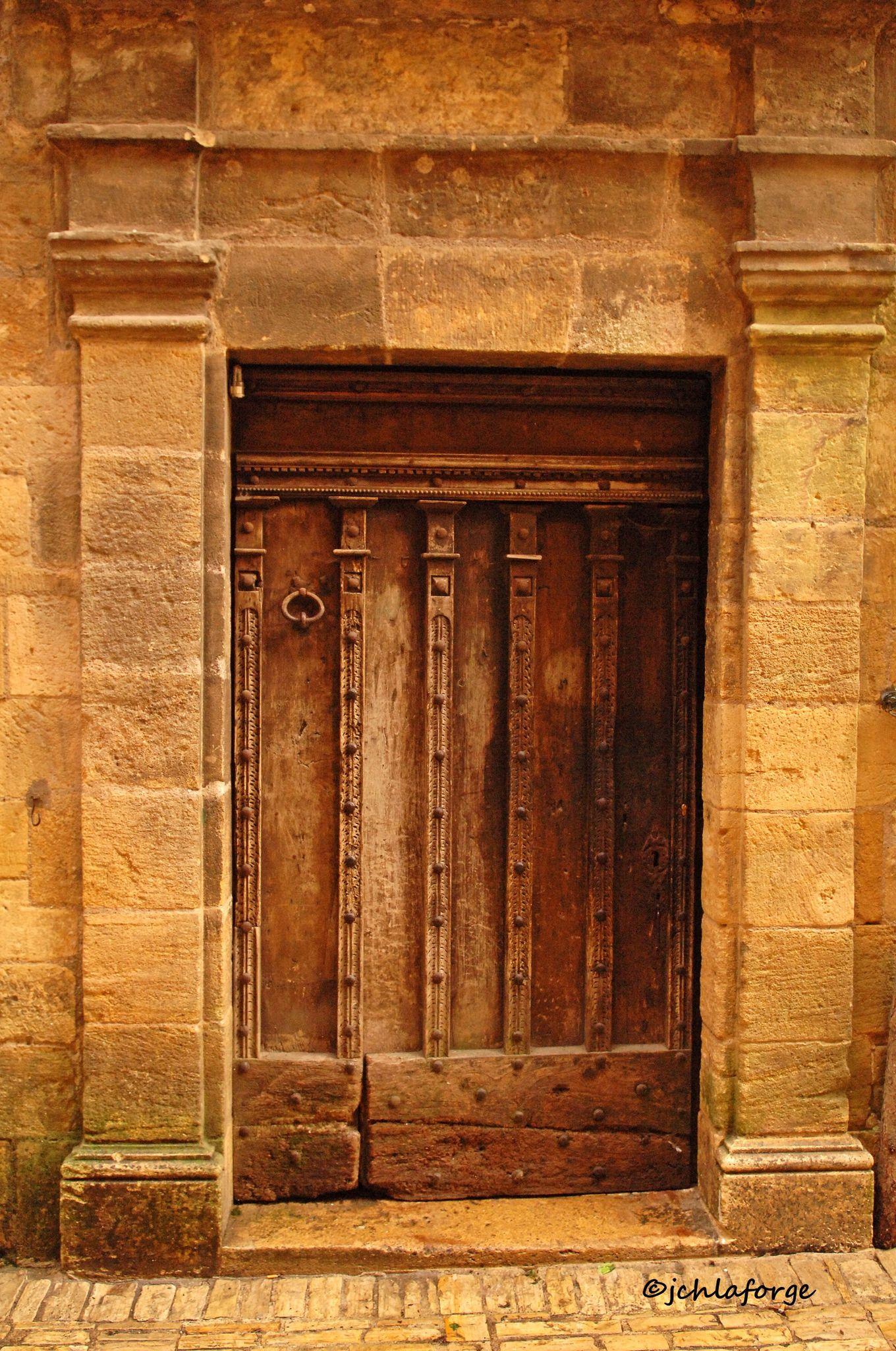 Sarlat La Caneda Sarlat Portes Ouvre