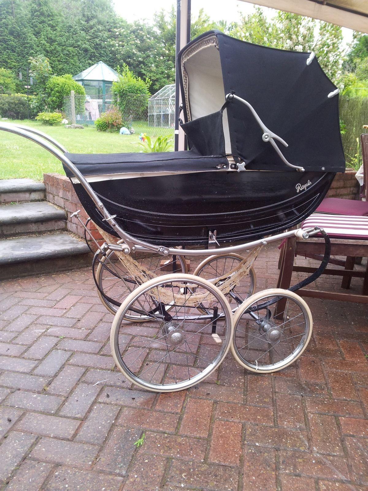 royale coachbuilt pram. vintage pram eBay My Aunt really