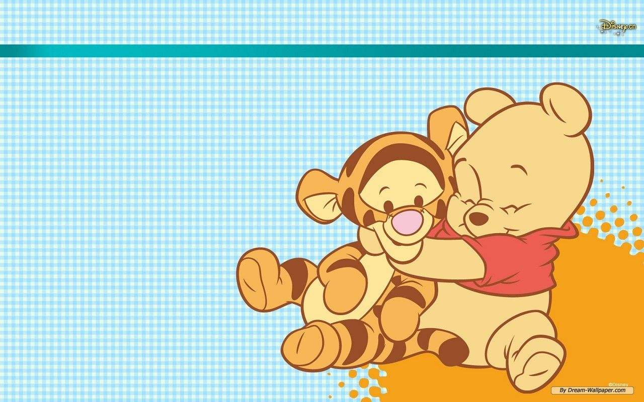 Free Wallpaper -> Cartoon wallpaper -> Winnie The Pooh wallpaper