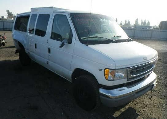 2001 Ford Econoline Wagon E 150 Xlt 5 4l With 80k Miles Ford