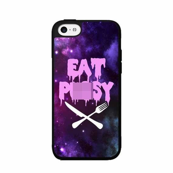 Eat Pxssy iPhone 4 4s 5 5s 5c 6 6 Plus Galaxy s3 s4 by BleuReign