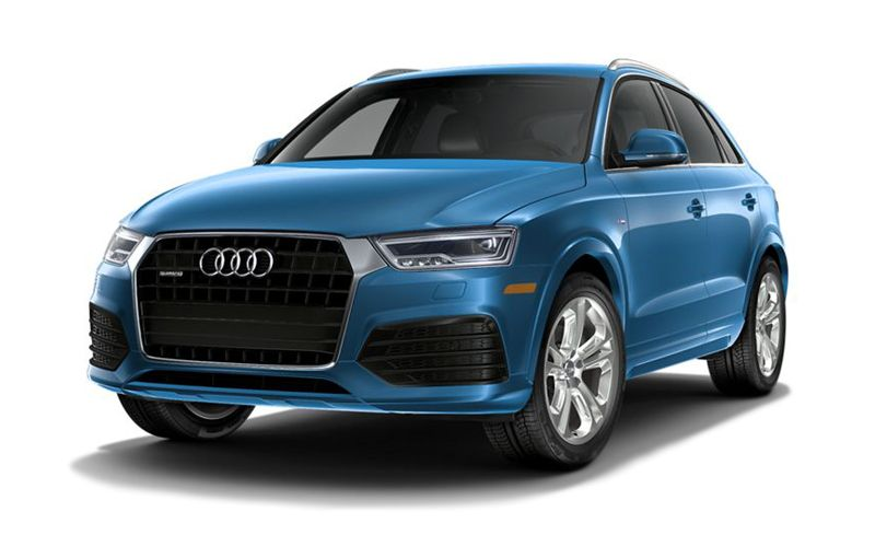 Audi Q3 Reviews - Audi Q3 Price, Photos, and Specs - Car and Driver
