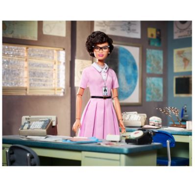 ALPHA KAPPA ALPHA Katherine Johnson Barbie Doll Inspiring Women Hidden Figures*